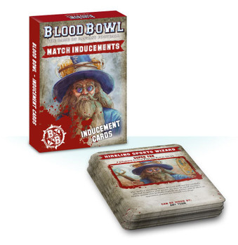 200-71-60 Blood Bowl: Inducements Cards