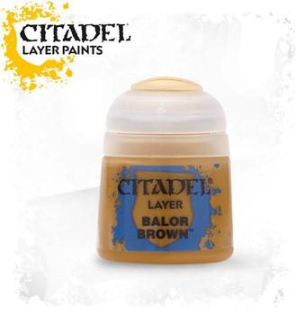 22-43 Citadel Layer: Balor Brown