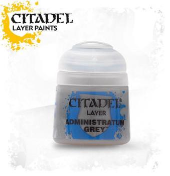 22-50 Citadel Layer: Administratum Grey