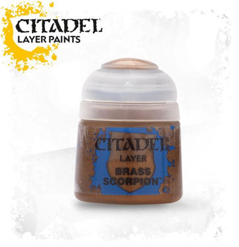 22-65 Citadel Layer: Brass Scorpion