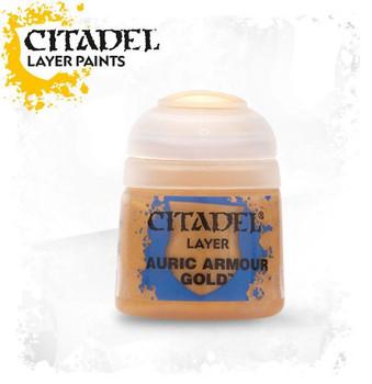 22-62 Citadel Layer: Auric Armour Gold