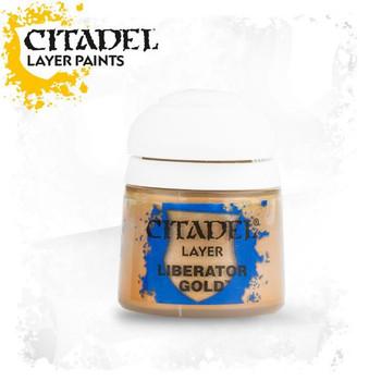 22-71 Citadel Layer: Liberator Gold