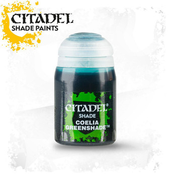 24-22 Citadel Shade: Coelia Greenshade(24ml)