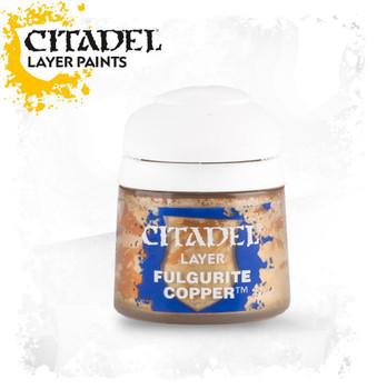22-74 Citadel Layer: Fulgurite Copper