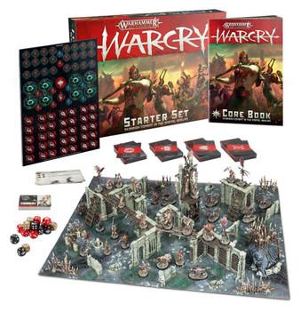 111-01-60 Age of Sigmar: Warcry Starter Set