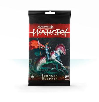 111-07 AOS Warcry: Idoneth Deepkin Card Pack