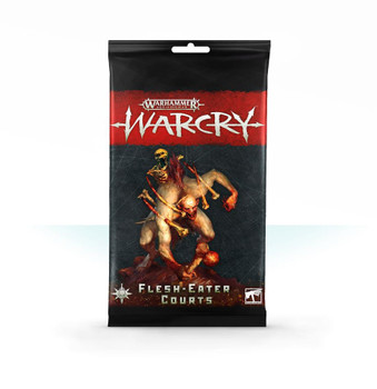 111-11 AOS Warcry: Flesh-Eater Courts Card Pack