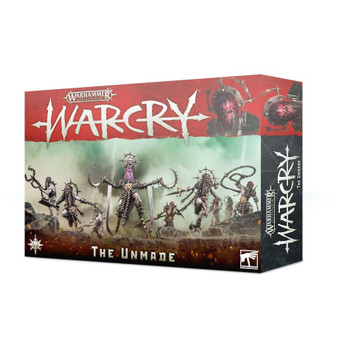 111-12 AOS Warcry: The Unmade