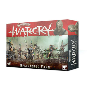 111-13 AOS Warcry: The Splintered Fang