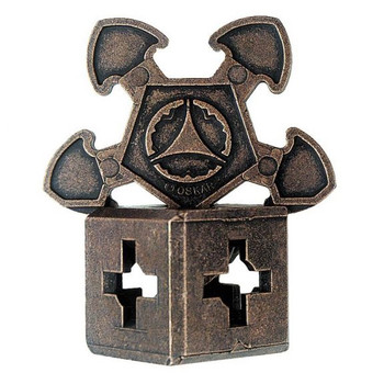 Enigma Puzzles: O'Gear
