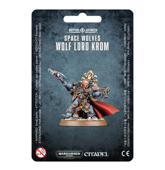 53-18 Space Wolves Wolf Lord Krom