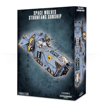 53-11 Space Wolves Stormfang Gunship