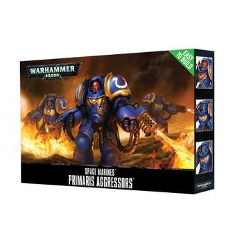 48-86 Easy to Build: Primaris Aggressors