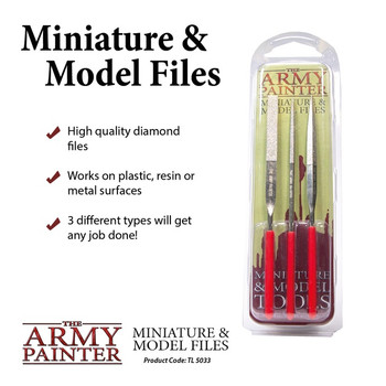 Miniature & Model File Set