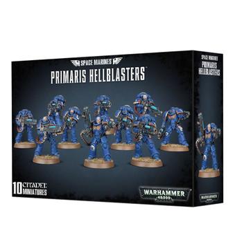 48-76 Space Marines Primaris Hellblasters