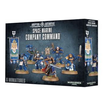 48-51 Space Marine Company Command