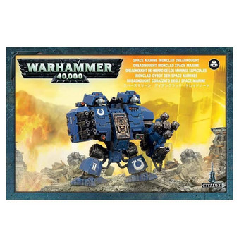 48-46 Space Marine Ironclad Dreadnought
