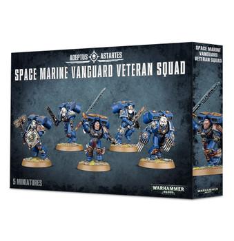 48-18 Space Marine Vanguard Veteran Squad 2015