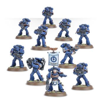48-07 Space Marine Tactical Squad 2017