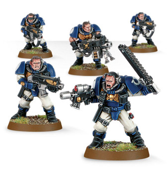 48-16 Space Marine Scouts 2017