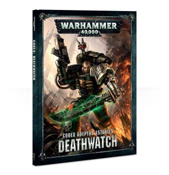 39-01 Codex - Deathwatch 2018