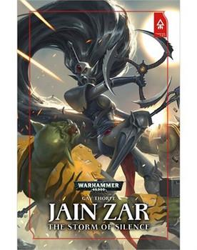 Jain Zar: The Storm of Silence(Hardback)