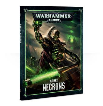 49-01 Codex - Necrons 2018