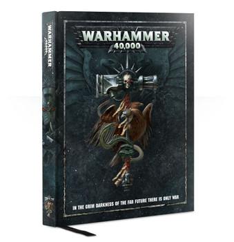 40-02 Warhammer 40000 Rulebook 2017