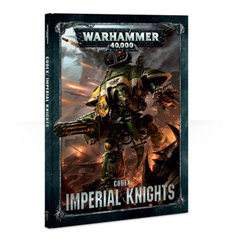 54-01 Codex - Imperial Knights 2018