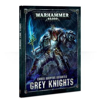 57-01 Codex - Grey Knights 2017
