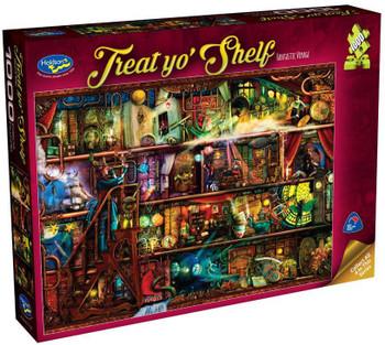 Treat yo' Shelf Puzzle 1000pc - Fantastic Voyage