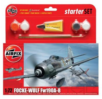 Starter Set: Focke Wulf Fw190A-8