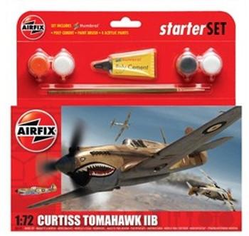 Starter Set: Curtiss Tomahawk IIB