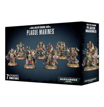 43-55 Death Guard Plague Marines