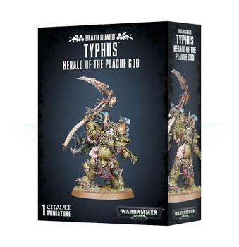 43-53 Typhus: Herald of the Plague God