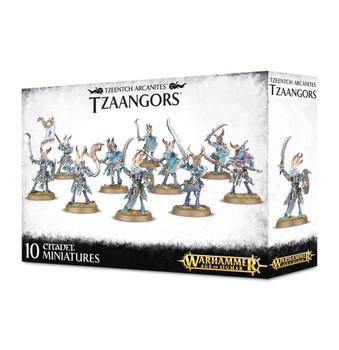 43-40 Thousand Sons Tzaangors