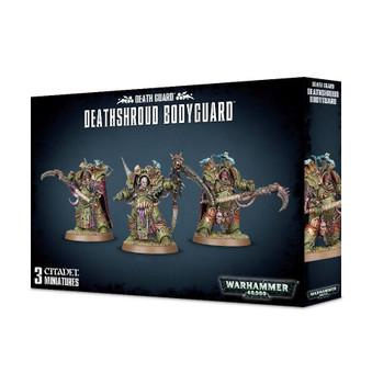 43-50 Death Guard Deathshroud Bodyguard