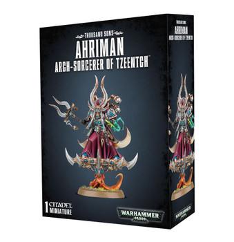 43-38 Ahriman Arch-Sorcerer of Tzeentch