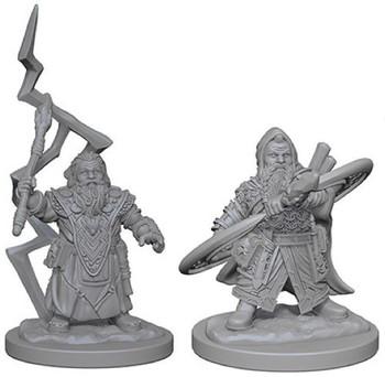 Dwarf Sorcerer Male