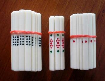 Mahjong Counting Sticks