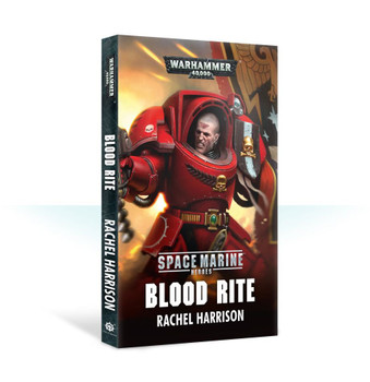 BL2615 Space Marine Heroes: Blood Rite PB