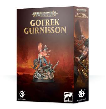 84-29 Fyreslayers: Gotrk Gurnisson