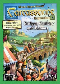 Carcassonne Bridges Castles and Bazaars