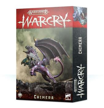 111-22 AOS Warcry: Chimera
