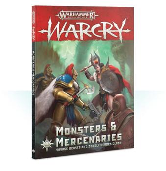 111-17-60 AOS Warcry: Monsters & Mercenaries SB