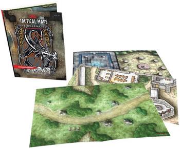 D&D Tactical Maps