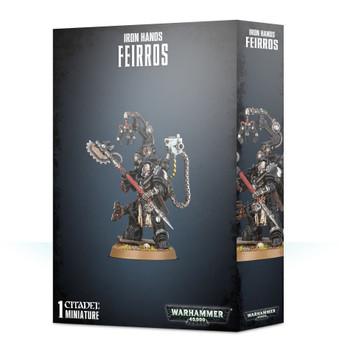 48-90 SM Iron Hands Feirros