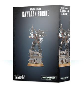 48-89 SM Raven Guard Kayvaan Shrike