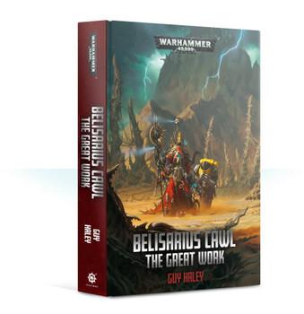 BL2753 Belisarius Crawl: The Great Work HB
