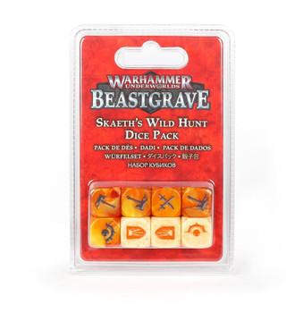 110-66 WHU Beastgrave: Skaeth's Wild Hunt Dice